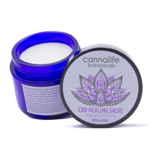 Cannalife Botanicals CBD Healing Salve | Buy CBD Online Canada