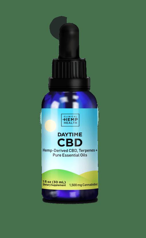 Clinical Hemp Health Daytime CBD Oil 1500 mg   Buy CBD Online Canada