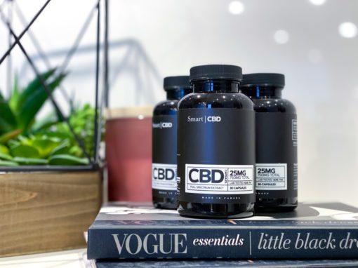 Smart CBD Lifestyle 25mg | Buy CBD Online Canada