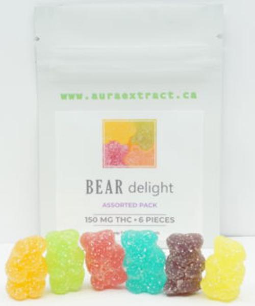 Aura Gummy Bears - Assorted Pack | Buy CBD Online Canada