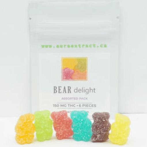 Aura Gummy Bears - Assorted Pack   Buy CBD Online Canada