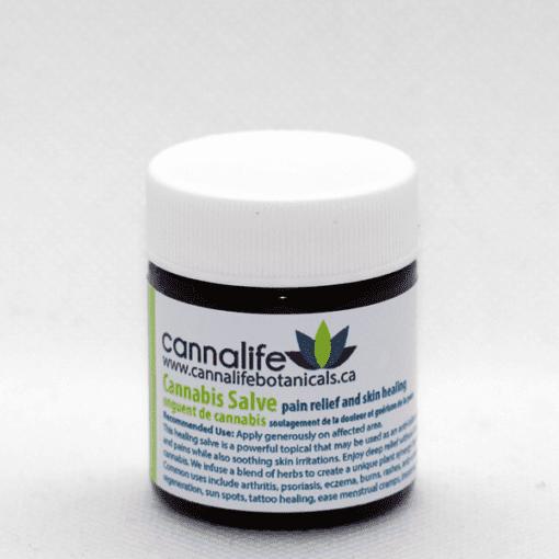 Cannalife Botanicals Cannabis Salve 15ml | Buy CBD Online Canada