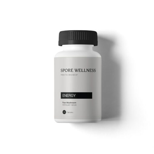 Spore Wellness Energy | CBD & Shrooms Canada