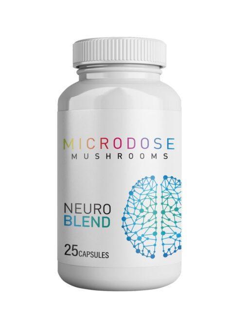 Microdose Mushrooms NEURO BLEND | CBD & Shrooms Canada