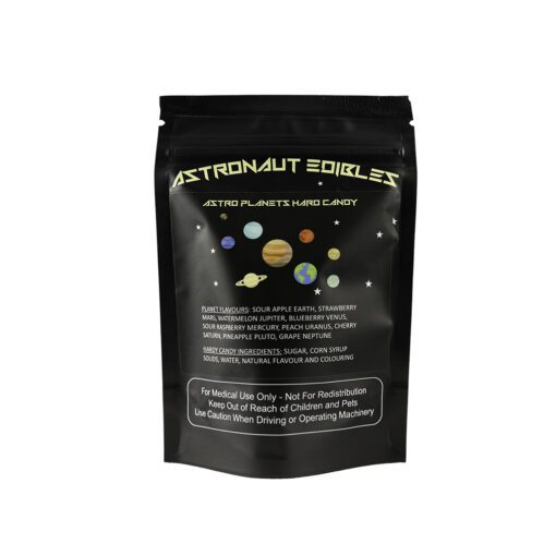 Astro Planets Hard Candy THC Edibles