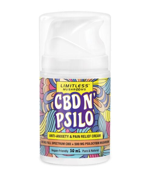 Limiteless Mushrooms CBDN PSILO