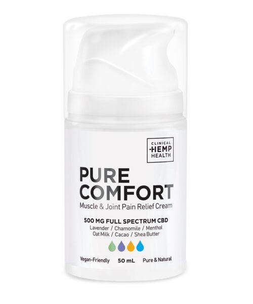 Clinical Hemp Health Pure Comfort CBD Topical
