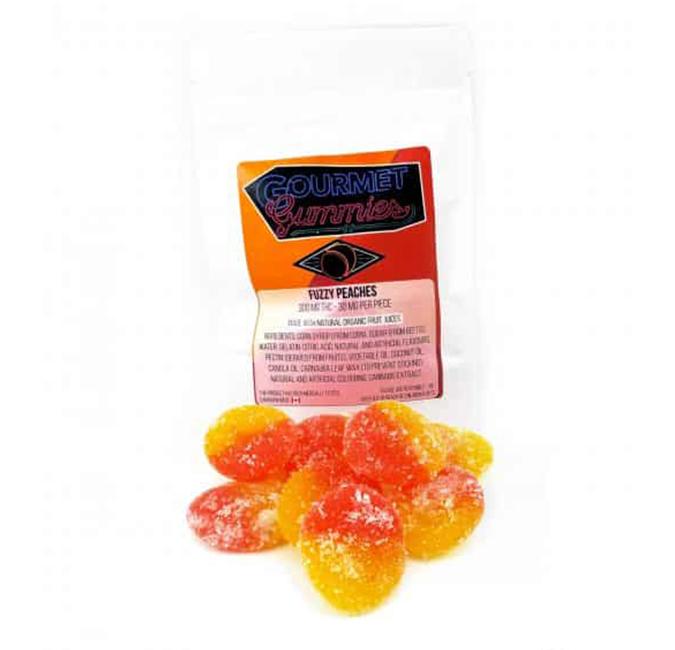 FREE Gourmet Gummies 300MG