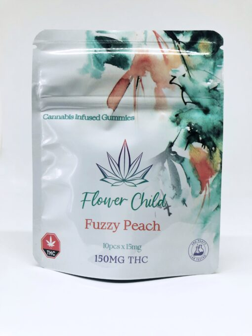 THC Gummies Edibles Flower Child