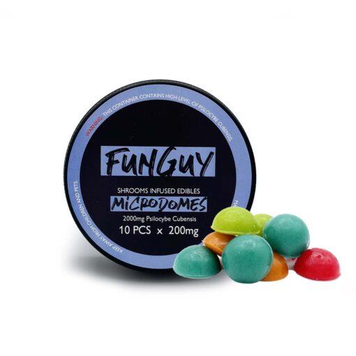 FunGuy Microdomes Psilocybin Microdose
