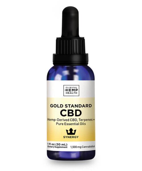 Gold Standard CBD Clinical Hemp Health