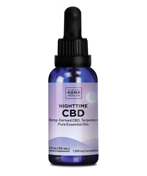 Nighttime CBD Clinical Hemp Health
