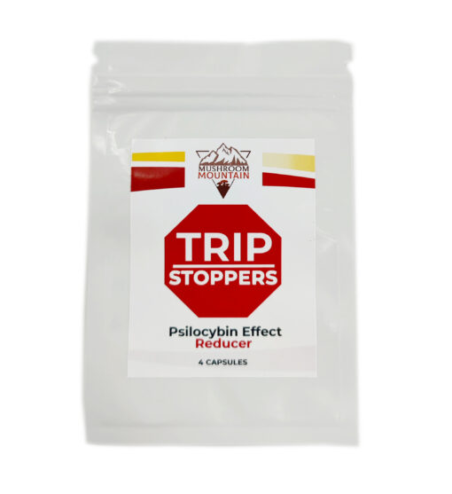 Trip Stoppers Psilocybin Effect Reducer Mushroom Mountain