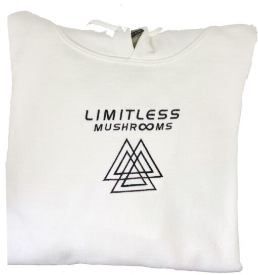 Limitless Mushrooms Pullover Hoodie