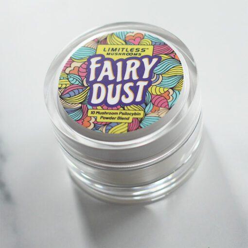 Fairy Dust Limitless Mushrooms Psilocybinn Magic Mushroom